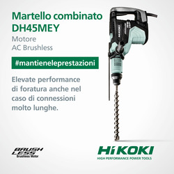 Martello combinato DH45MEY