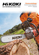 Promocatalogo HiKOKI Outdoor Power Equipment Novem