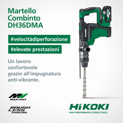 Martello combinato DH36DMA